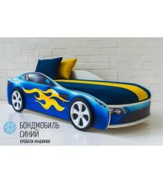 Подушка Бельмарко синяя