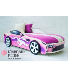 Подушка Бельмарко розовая
