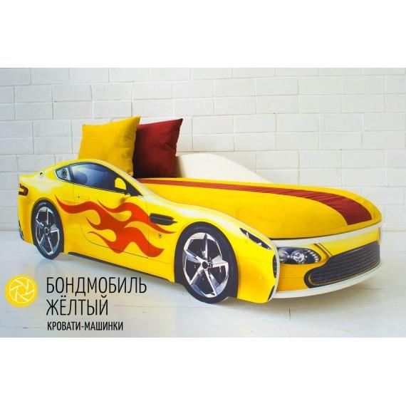 Подушка Бельмарко желтая