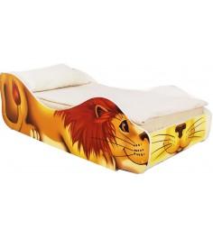 Кровать зверята Бельмарко Львенок Кинг