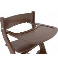 Столик для кормления Бельмарко коричневый