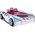 Cilek Coupe белая с выдвижным спальным местом