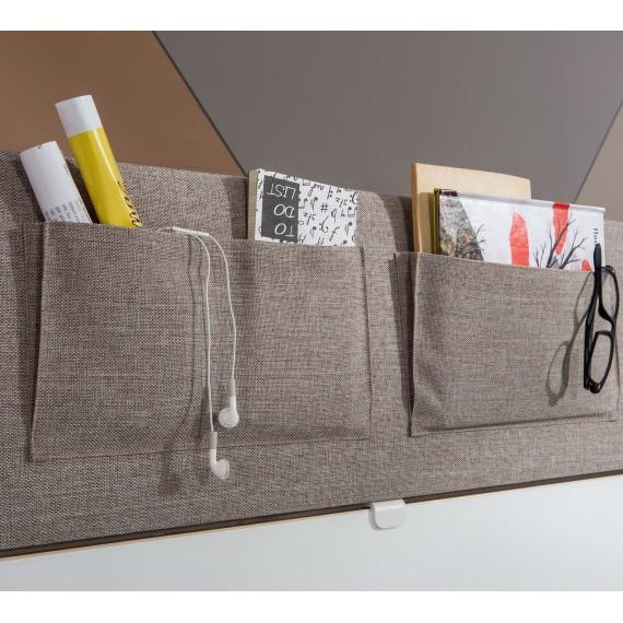 Двухъярусная кровать Cilek Dynamic 200 на 90 см