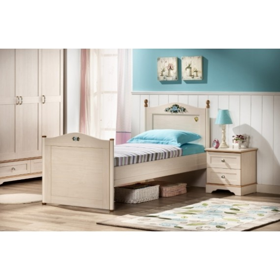 Детская кровать Cilek Flora XL 200 на 120 см