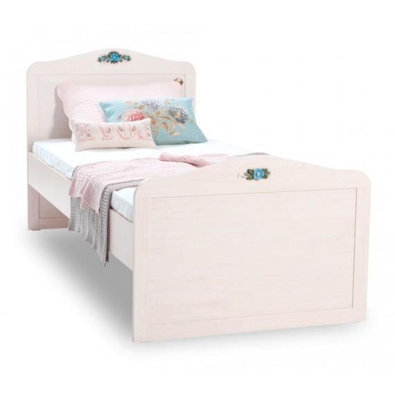 Детская кровать Cilek Flora ST 190 на 90 см