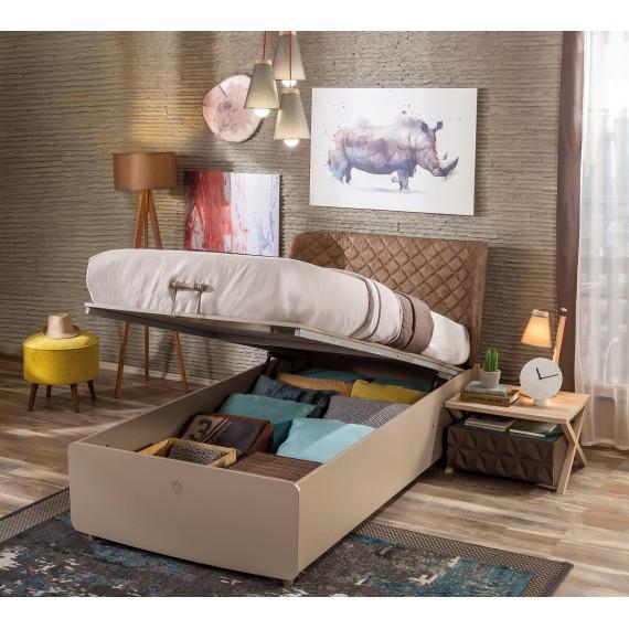 Кровать с подъемным механизмом Cilek Lofter 100x200