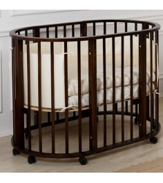 Кроватка Incanto Mimi 7 в 1 (трансформер) венге
