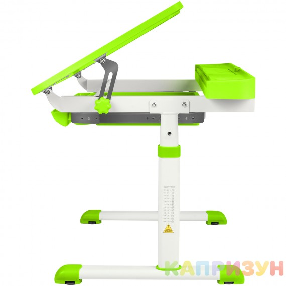 Парта трансформер со стулом Капризун R8-green