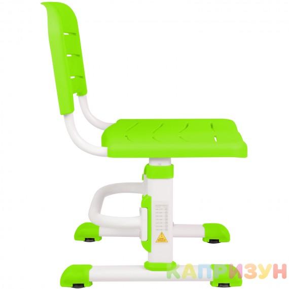 Парта трансформер со стулом Капризун T7-green