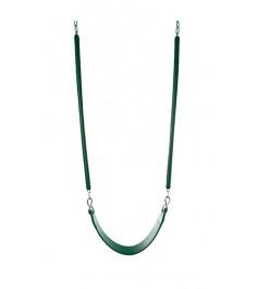 Подвесные качели на цепях зеленые sa-016