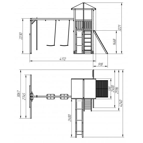 Игровой комплекс СГ5-Р912