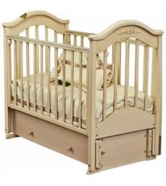 Кровать Можга Красная Звезда Ефросинья С554 слоновая кость