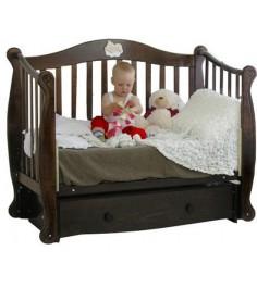 Кровать-маятник Можга Красная Звезда Валерия С707 шоколад