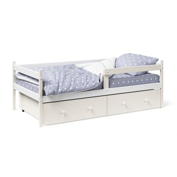 Кровать тахта Капризун Р425 белый ваниль