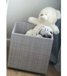 Ящик для игрушек Можга Красная Звезда шане