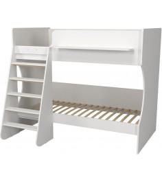 Кровать двухъярусная Капризун 3 белый