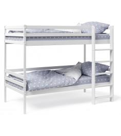 Двухъярусная кровать Капризун Р426 белый