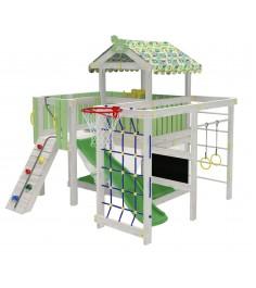 Детский домашний игровой комплекс чердак ДК3Б Бирюзовый...