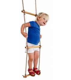 Веревочная лестница к игровым комплексам