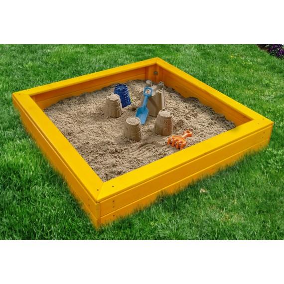 Детская песочница Р903 желтый