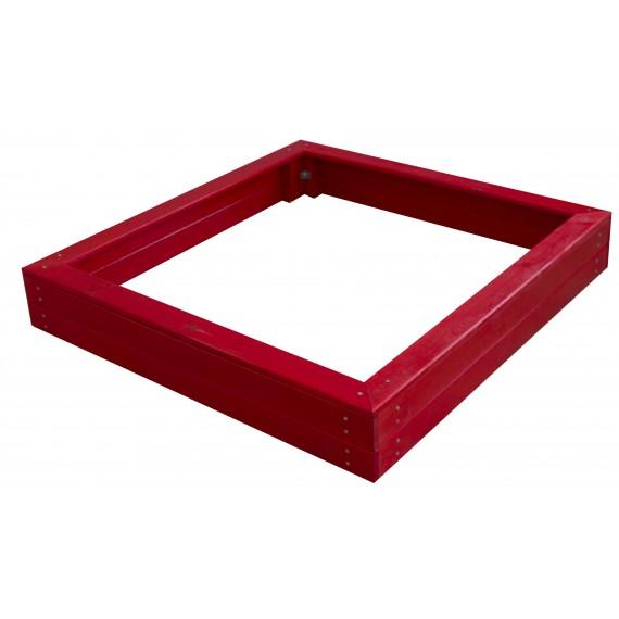 Детская песочница Р903 красный