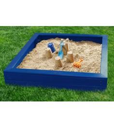 Детская песочница Р903 синий