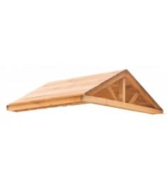 Крыша деревянная для спортивного городка Р913...