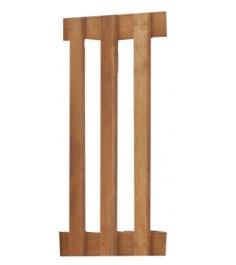 Забор узкий для спортивного городка Р916