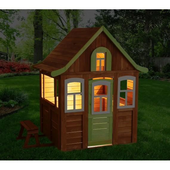 Детский домик Цветочный Р920