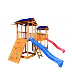 Игровой комплекс с мостом СГ6-Р923-Тент