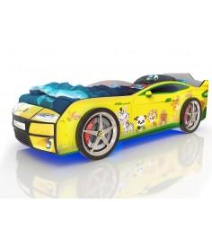 3D Kiddy желтый зверята