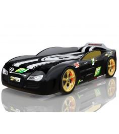 3D Renner 2 с подсветкой фар дна и колесами черный