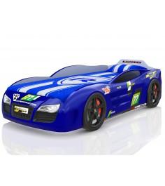 3D Renner 2 синий с колесами