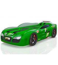 3D Renner 2 с подсветкой фар дна и колесами зеленый