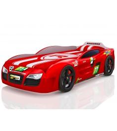 3D Renner 2 красный с колесами