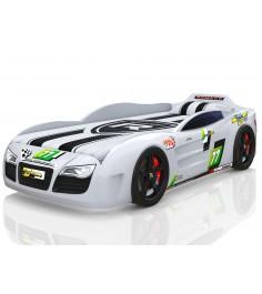 3D Renner 2 белый с колесами