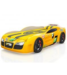 3D Renner 2 желтый с колесами