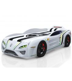 3D SportLine белый с колесами