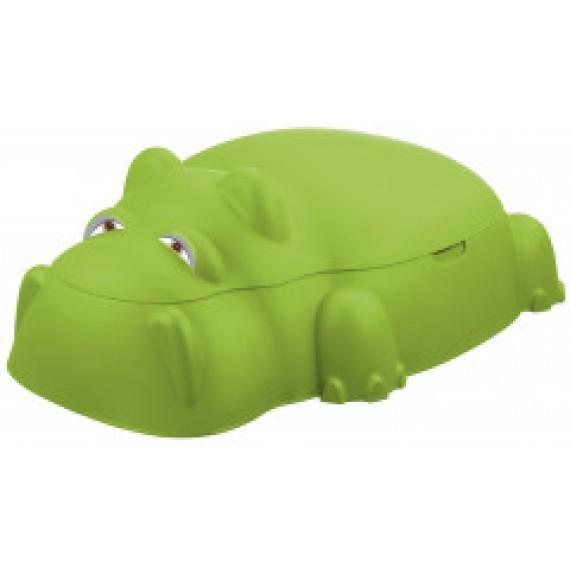 Песочница бегемот 18-518 зеленый