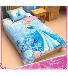 Одеяло панно Disney Принцессы 1153106
