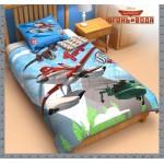 Одеяло панно Disney Самолеты 1153107