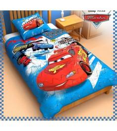 Одеяло панно Disney Тачки 1153109