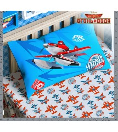 Подушка панно Disney 50х70 см Самолеты